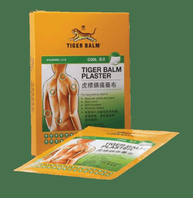 Haw Par Tiger Balm Plaster (Cool) 1
