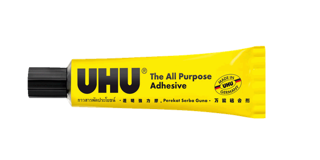UHU THE ALL PURPOSE ADHESIVE 1