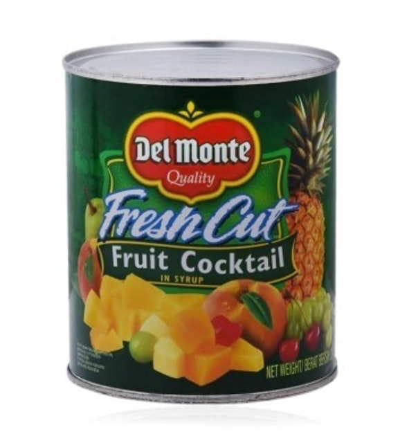 Del Monte Fresh Cut Fruit Cocktail in Syrup 1