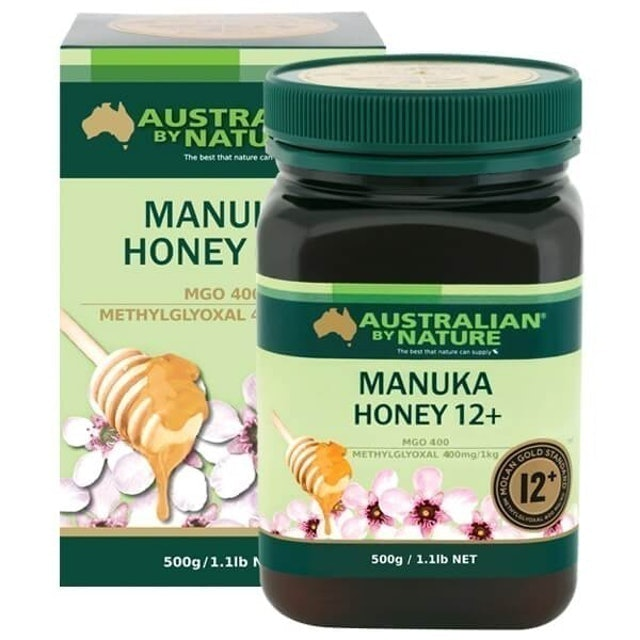 Australian By Nature Manuka Honey 12+ (MGO 400) 1