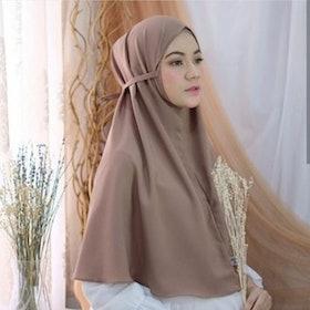10 Merk Hijab Instan Terbaik (Terbaru Tahun 2021) 1