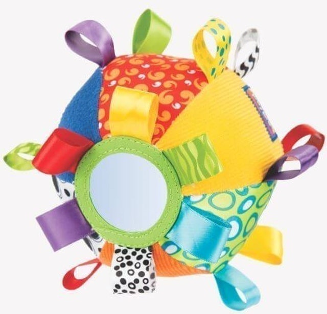 Playgro Baby Loopy Loop Chime Ball 1