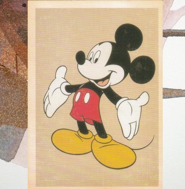 Cartoon Vintage Postcard 1