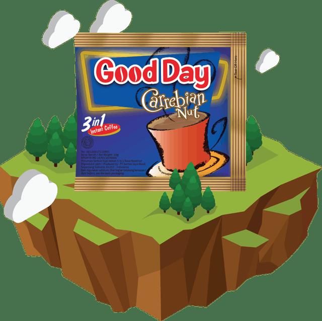 Good Day Carrebian Nut 1