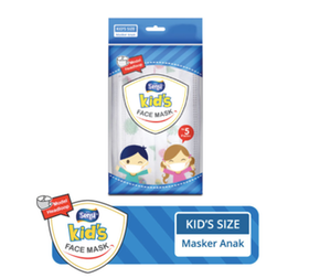 10 Rekomendasi Masker Anak Terbaik (Terbaru Tahun 2021) 2