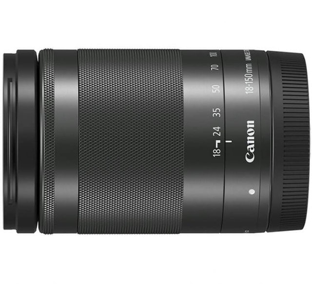 Canon EF-M 18-150mm f/3.5-6.3 IS STM 1