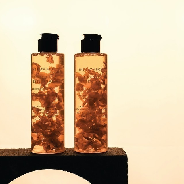 The Bath Box  Infused Essential Rose Hydrating 1