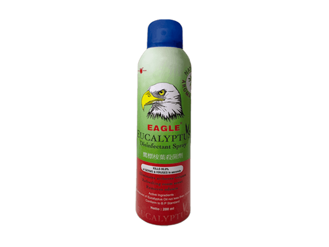 Eagle Indo Pharma Cap Lang Eucalyptus Disinfectant Spray 1