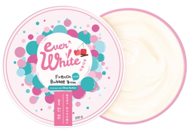 Everwhite Body Butter French Bubble Gum 1