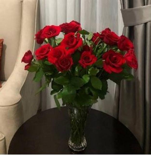 Bunga Mawar Asli 20 Tangkai 1