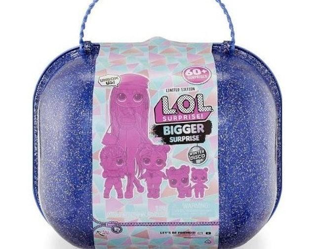 MGA Entertainment L.O.L. Surprise Exclusive Winter Disco Bigger Surprise 1
