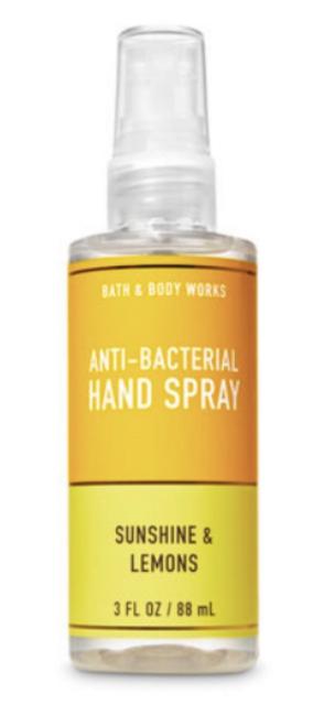Bath & Body Works Sunshine & Lemons 1