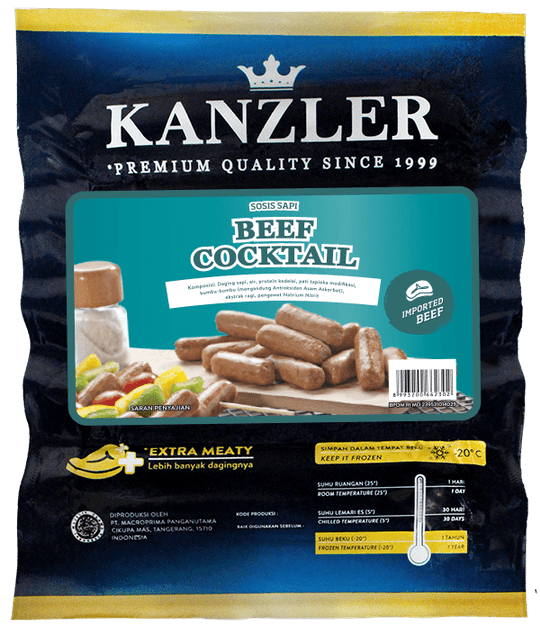Kanzler - Cimory Indonesia Beef Cocktail 1