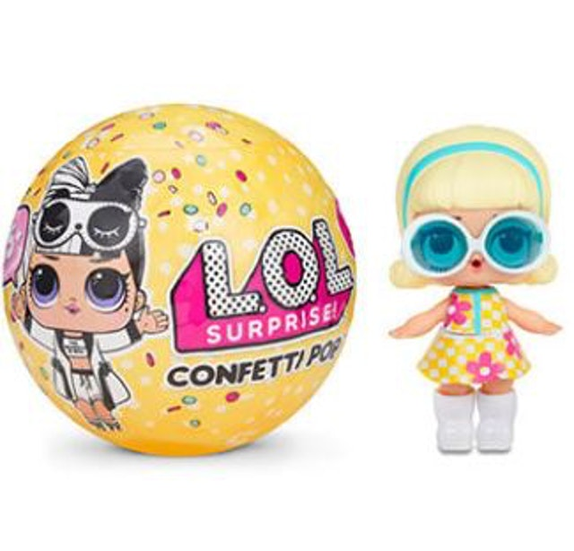 MGA Entertainment L.O.L. Surprise Series 3 Confetti Pop Wave 2 - Napping 1
