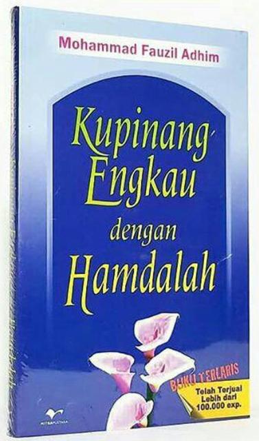 Mohammad Fauzil Adhim Kupinang Engkau dengan Hamdalah 1