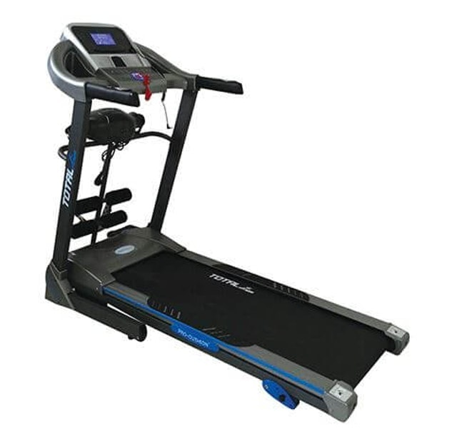 TOTAL HEALTH GYM Treadmill Listrik - Auto Incline 1