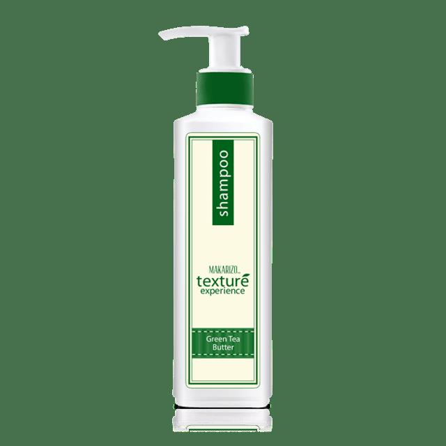 Makarizo International Texture Experience Green Tea Butter Shampoo 1