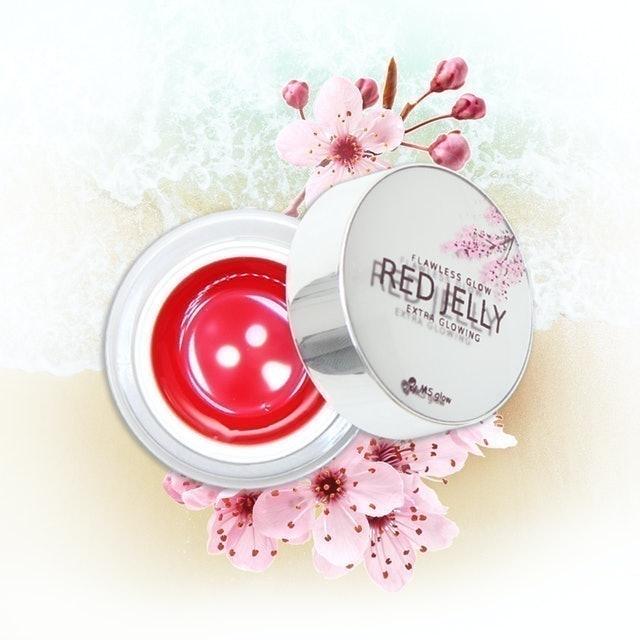 MS GLOW Flawless Glow Red Jelly 1