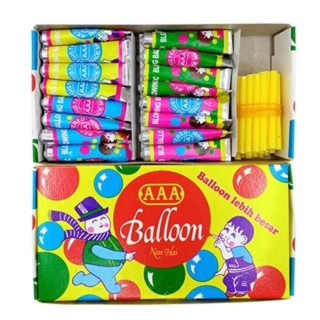 AAA Balon tiup 1