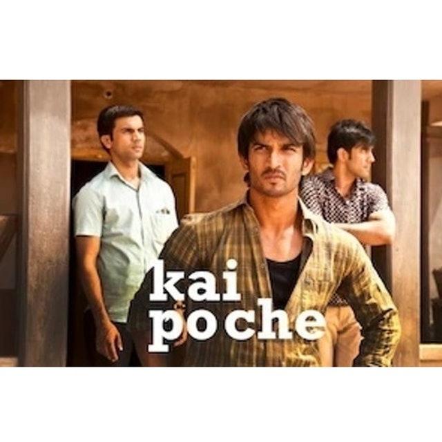 UTV Motion Pictures Kai Po Che! 1