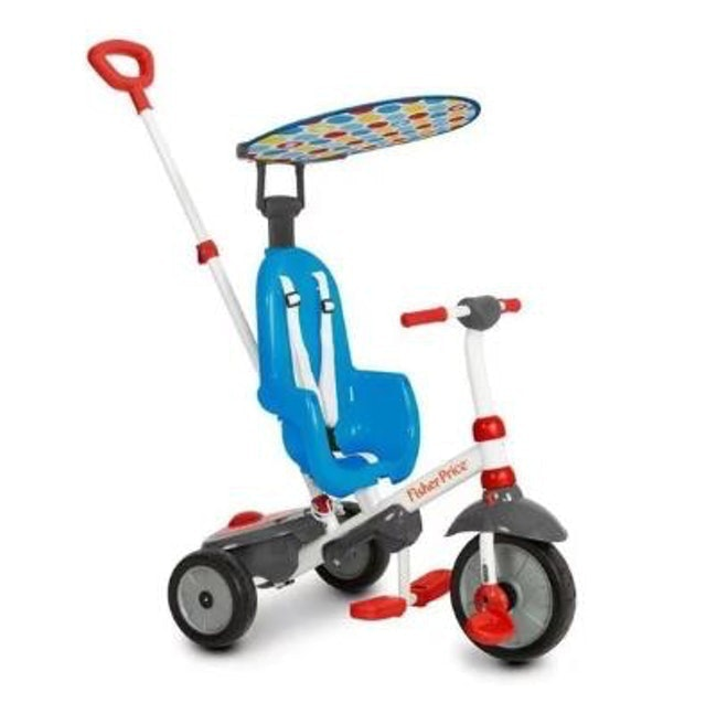 Fisher-Price Touch Steering Trike Forest 1