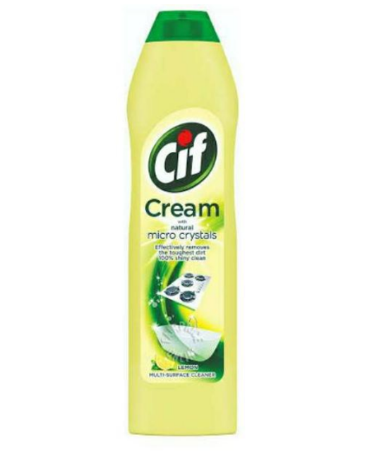Unilever Cif Cream With Natural Micro Crystal 1