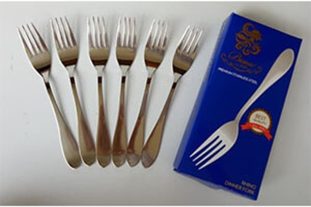 Bima Rhino Dinner Fork 1