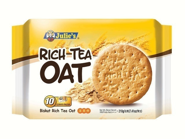 Julie's Rich Oat Tea 1
