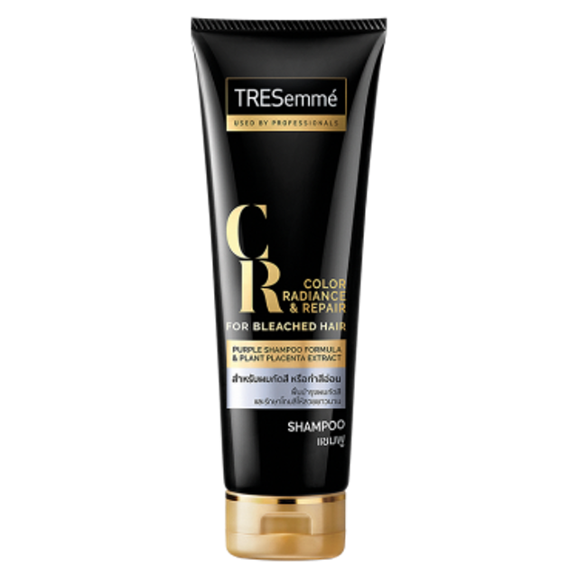 Unilever Tresemme Color Radiance & Repair for Bleached Hair Purple Shampoo 1