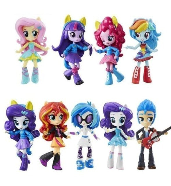 My Little Pony Set Action Figure Equestria Girls 1