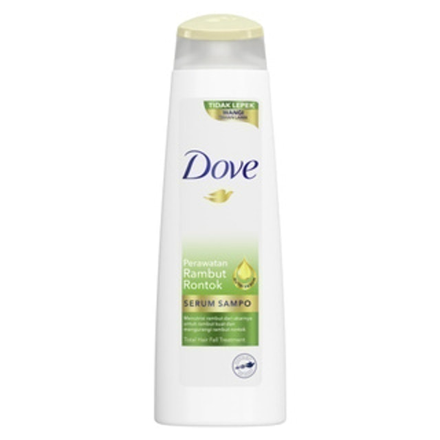 Unilever Dove Sampo Serum Perawatan Rambut Rontok 1