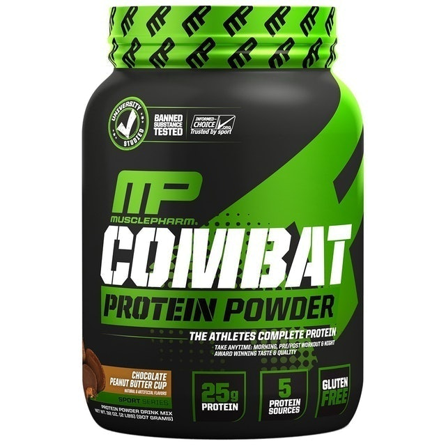 MusclePharm Combat Protein 1