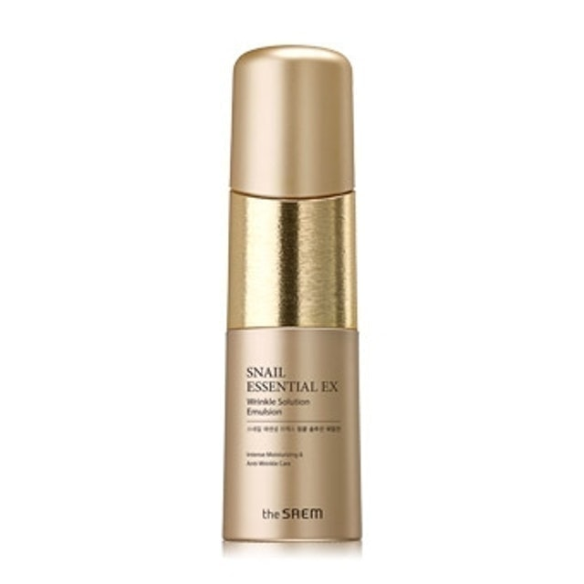 The SAEM Snail Essential EX Wrinkle Solution Emulsion 1
