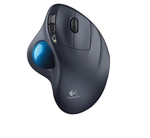 1. Logitech M570 Wireless Trackball 1