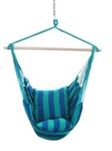 6. Comfortable Padded Hanging Chair 1