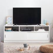 10 Meja TV Putih Terbaik - Ditinjau oleh Arsitek (Terbaru Tahun 2021)