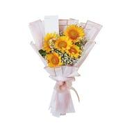 10 Rekomendasi Buket Bunga Matahari Terbaik (Terbaru Tahun 2021)