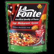 10 Pasta Merk La Fonte Terbaik (Terbaru Tahun 2021)